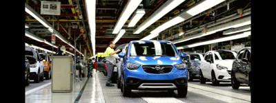 Opel Spain инвестирует 4,2 млн долларов в фотоэлектрическую установку на заводе в Сарагосе