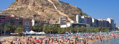 Путеводитель по Красивейшим пляжам Аликанте