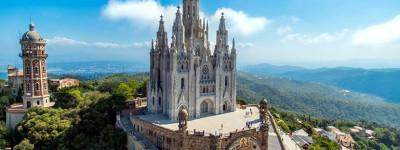 Лучший туристический сезон в Барселоне
