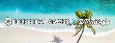 Decentral Games и Amnesia Ibiza объявили о партнерстве для разработки первого в мире виртуального клуба в Метавселенной