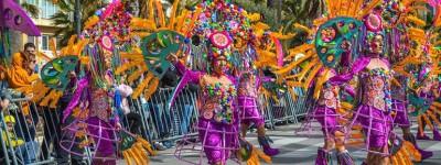 Обзор лучших карнавалов в Испании