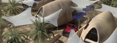 Архитекторы в Барселоне проектируют экологически чистые дома будущего