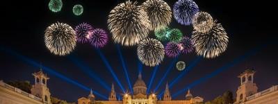 Где можно встретить Новый Год в Барселоне
