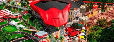 Тематический парк развлечений Ferrari Land