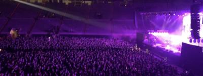 5000 фанатов собрали рок-концерт в Барселоне после тестов на Covid-19