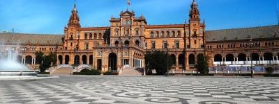 Какие существуют площади в Испании