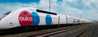 Ouigo запускается в Испании с дешевыми тарифами и развлечениями на борту
