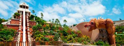 Лучшие развлекательные парки на острове Тенерифе