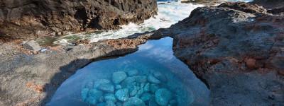 Лучшие природные бассейны на острове Тенерифе