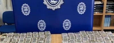 Два тюка гашиша весом 60 кг найдены на пляже Ринкон-де-ла-Виктория