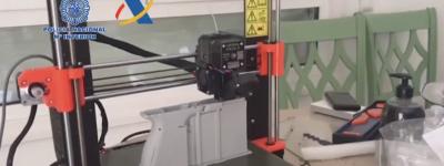 В Испании неонацистская банда печатала огнестрельное оружие на 3D-принтере