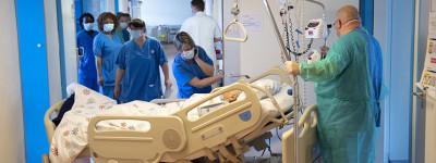 В Валенсии 90% новый пациентов интенсивной терапии не были полностью вакцинированы