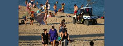 Пляжи Барселоны останутся открытыми для праздников Сан-Хуан