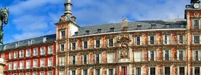 Обзор самых красивых площадей Мадрида