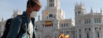 Пандемия в Испании продолжает уменьшаться: заболеваемость снизилась на 21 пункт