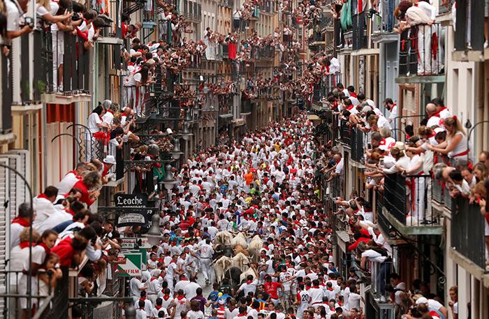Фестиваль в Испании
