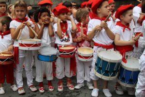 Дети басков