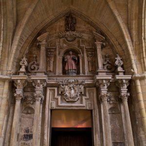 церковь Сан-Висенте-Мартир