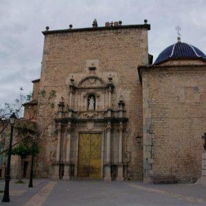 церковь Санта-Агеда