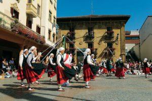 баски в испании конфликт
