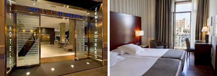 Отель Zenit València