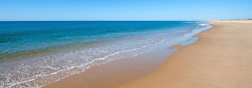 Playa de Nueva Umbría