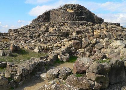 Руины города Тартесс