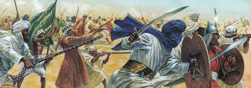 Воцарение ислама на полуострове Испании