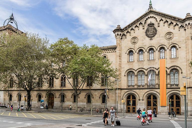 Автономный университет в Барселоне