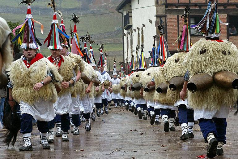 История происхождения басков