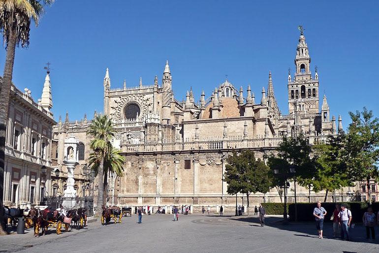 Кафедральный собор Санта Мария-де-ла-Седе