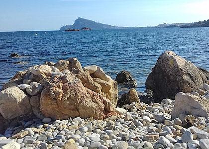На Playa de la Solsida
