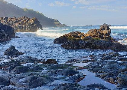На пляже De los Patos