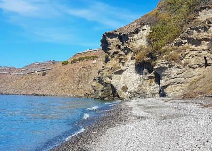 На пляже Playa El Ruso