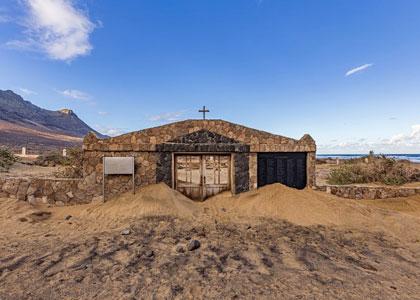 Около пляжа Playa de Cofete