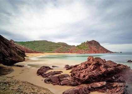 Пляж Cala del Pilar