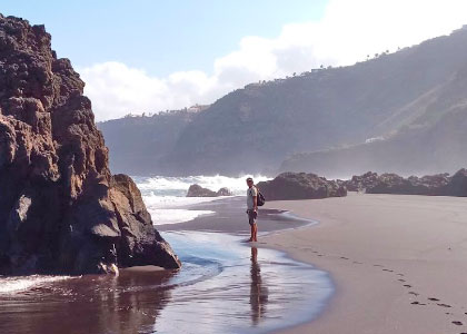 Пляж De los Patos