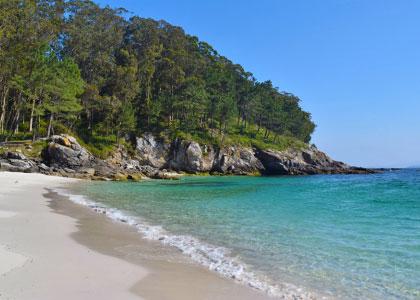 Пляж Playa de Figueiras