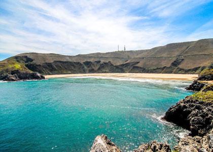 Пляж Playa de Torimbia