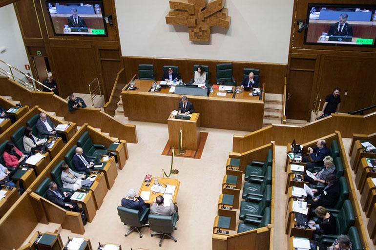 Политика Страны Басков