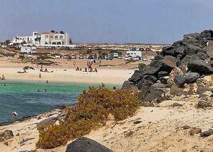 Вид на Playa del Rio