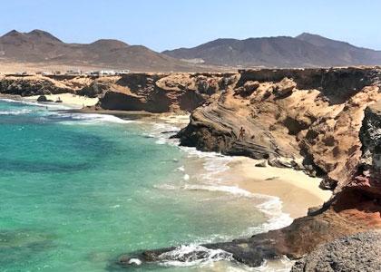 Вид на Playa Juan Gómez