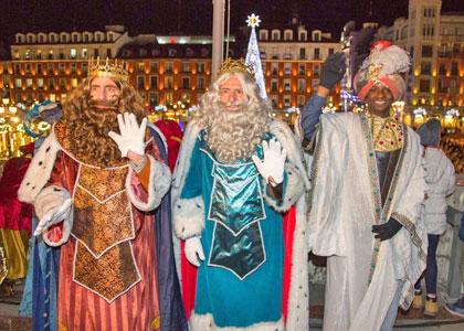 Три Короля-волшебника