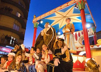 Завершение церемонии в Сарагосе