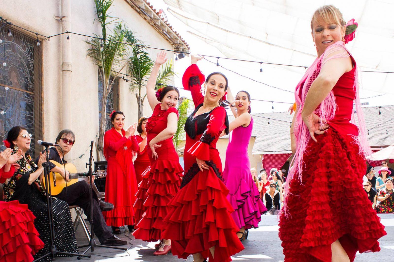 Фестиваль Фламенко в Испании