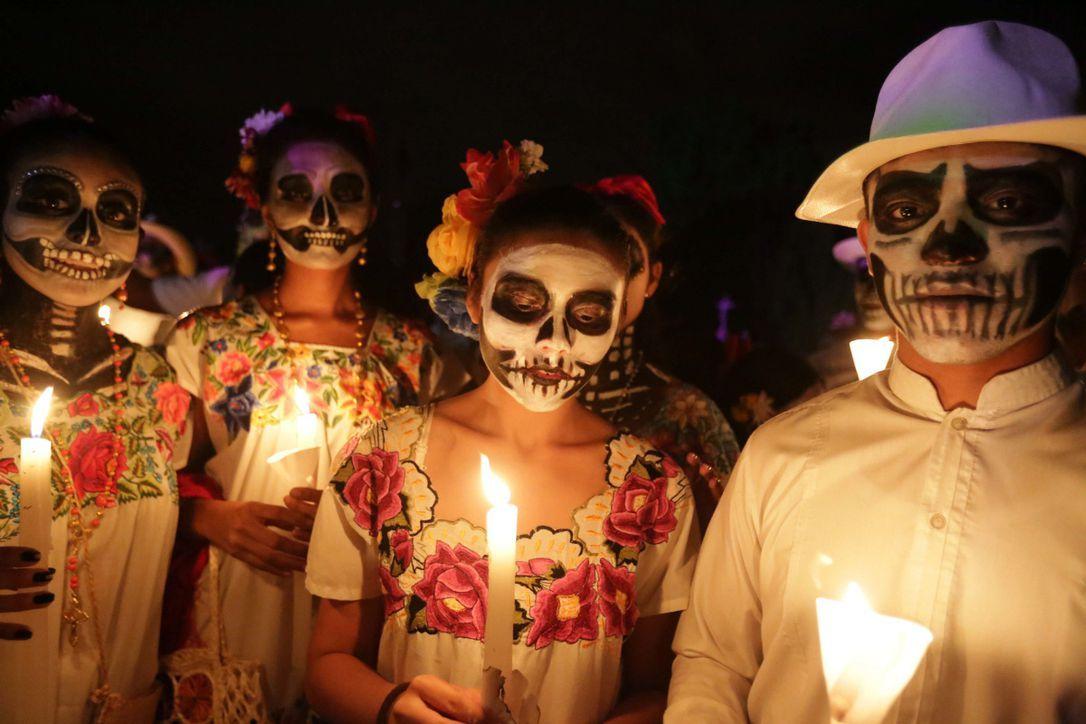 Хэллоуин в Испании