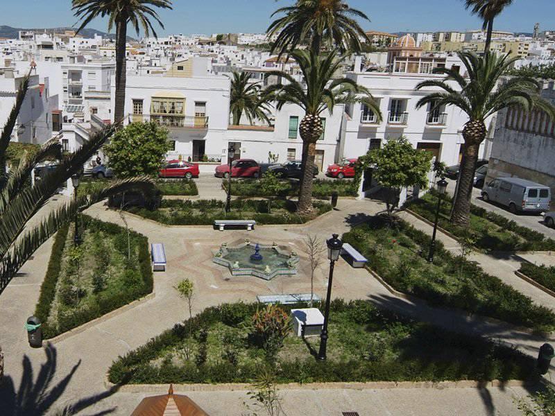 Площадь Пласа-де-ла-Ранита