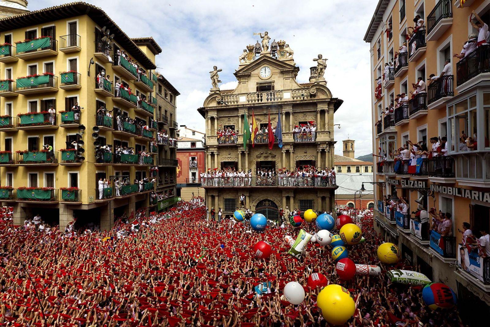 Праздник в Испании
