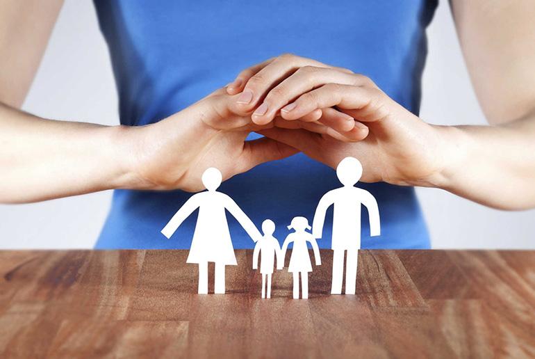 Социальная страховка