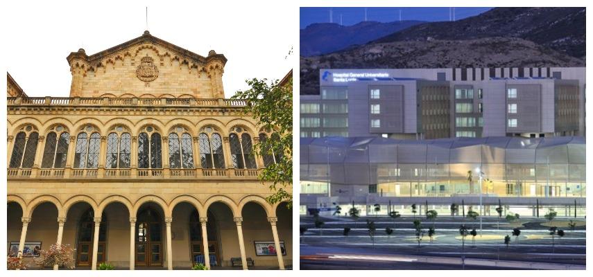 старый и новый университет